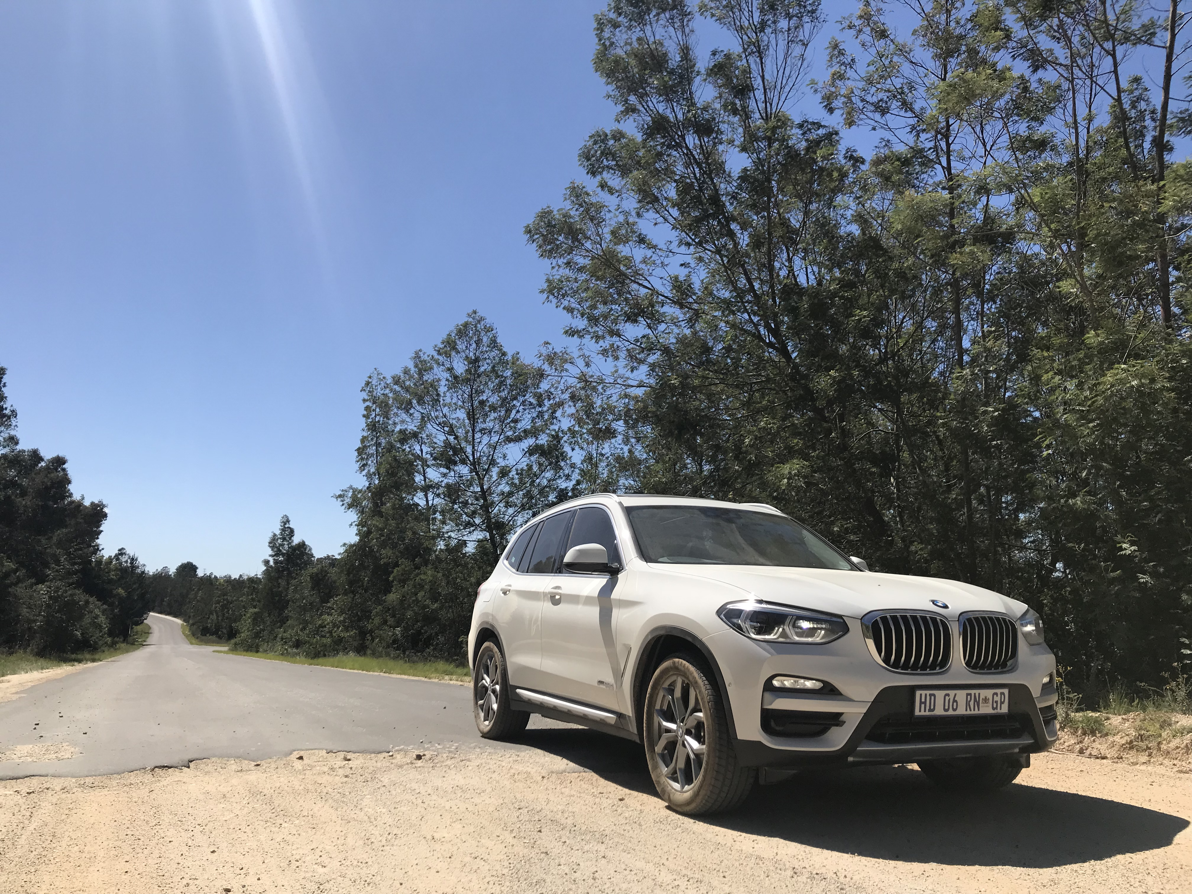 A look at the newly launched BMW X3 in SA