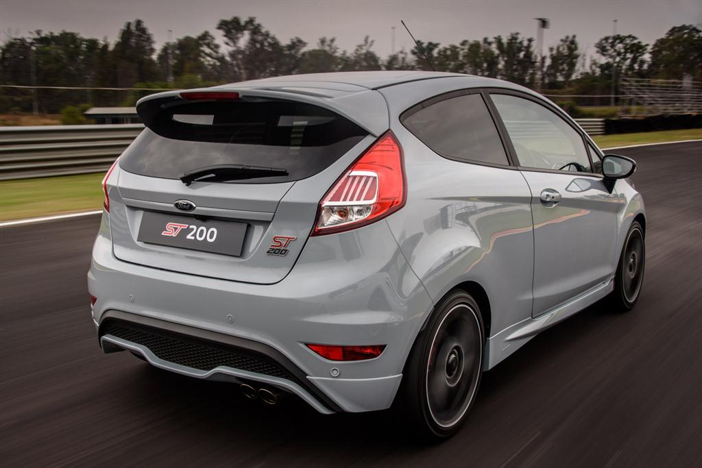 Driven:  Ford Fiesta ST200 Limited Edition