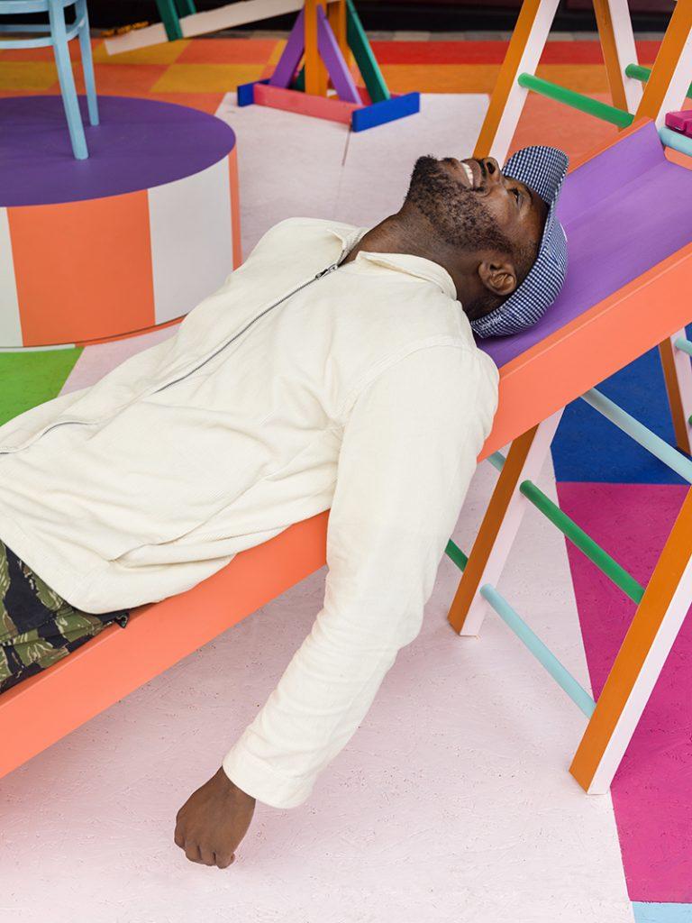 Yinka Ilori, african designers