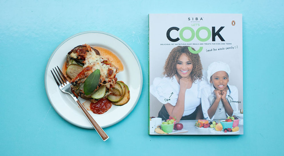 Let's Cook – a cookbook for easy kid-friendly meals by Siba Mtongana