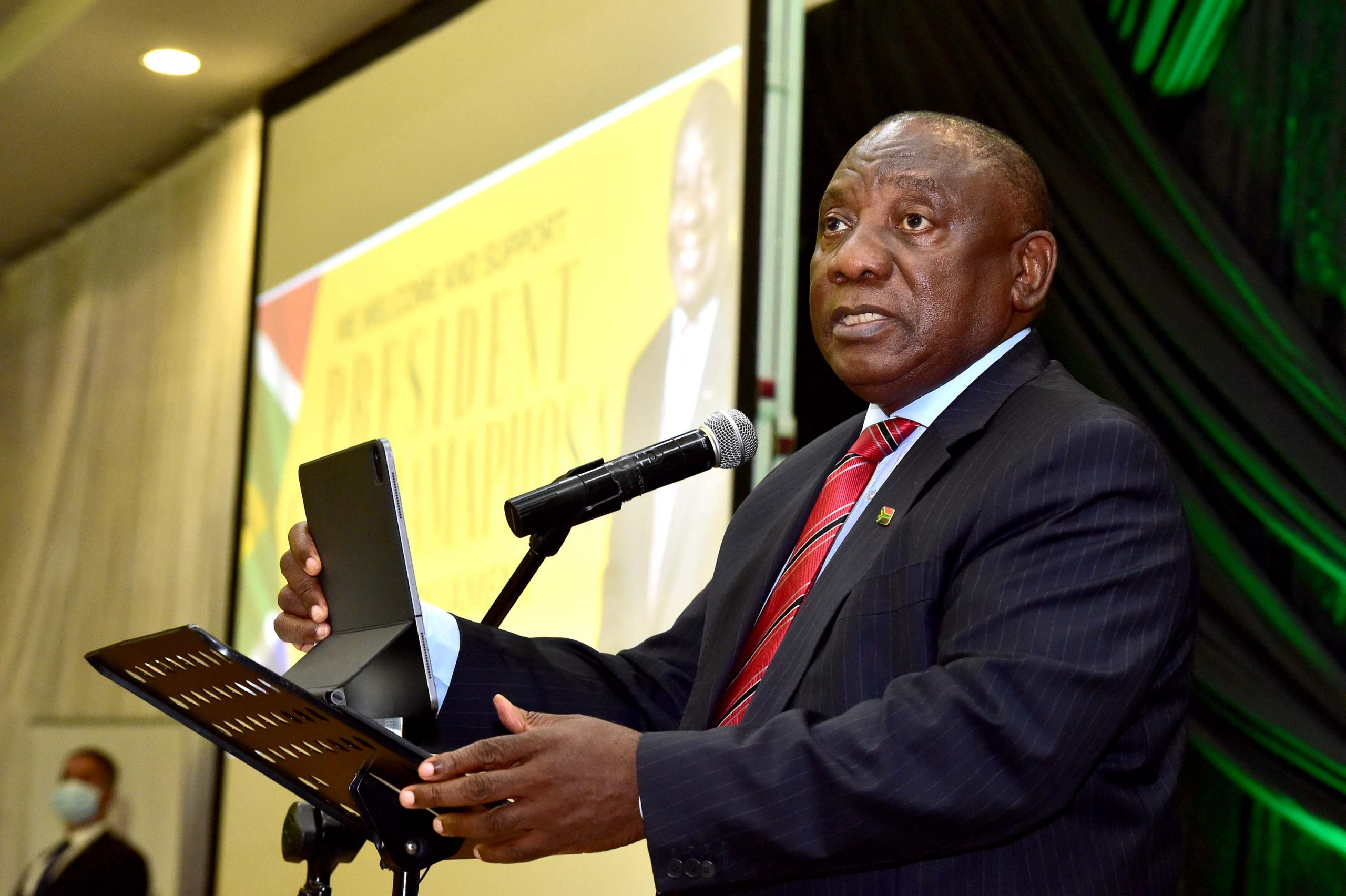 Cyril Ramaphosa condemns attacks on party members