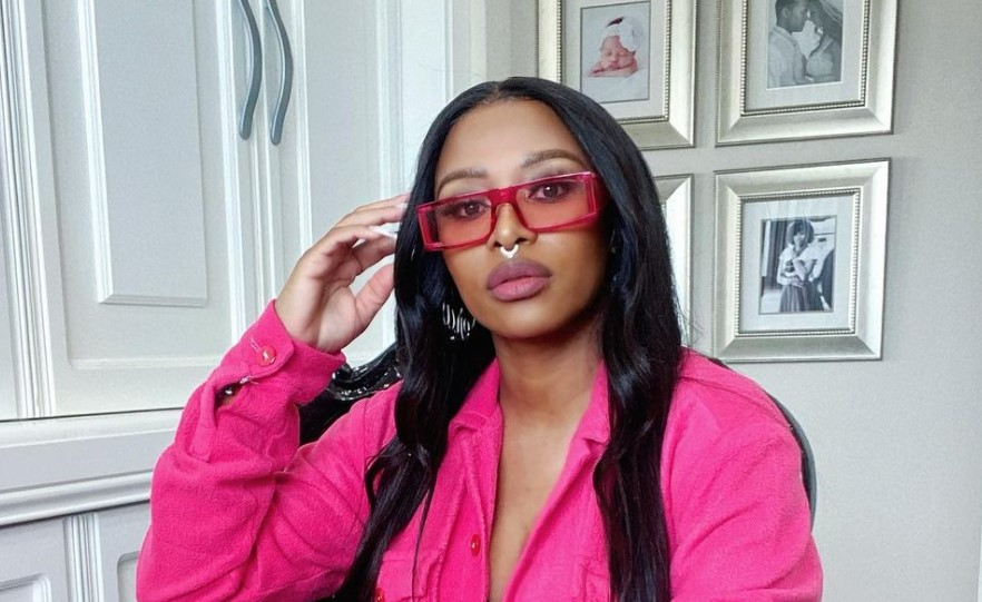 DJ Zinhle claps back after being labelled a 'humble bragger'