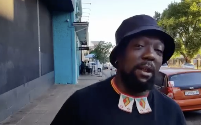"""WATCH: """"It feels good to be dead!"""" says Zola 7, as he takes his morning walk"""
