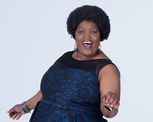 'Skeem Saam' actress Nokuzola Mlengana